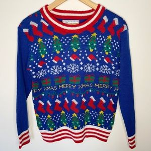 Classic Ugly Christmas Sweater